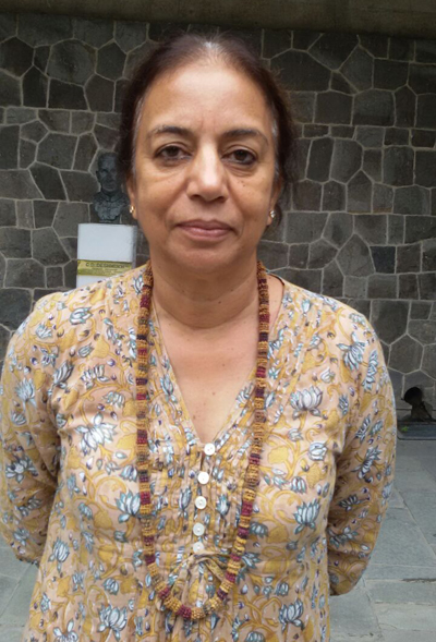 Dr. (Ms.) Amrit Bolaria, Chandigarh